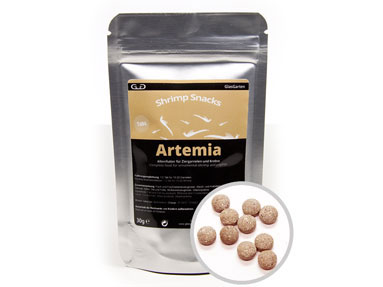 Shrimp Snacks - Artemia
