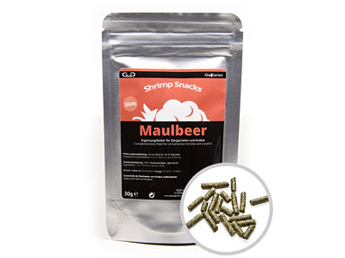 Shrimp Snacks - Maulbeer